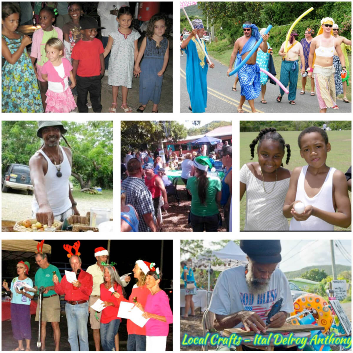 Coral Bay Culture and Community