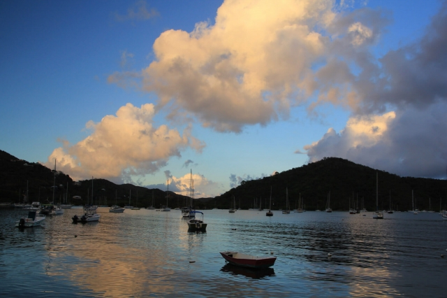 Coral Bay Harbor