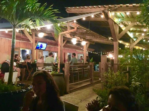 Indigo Grill Bar