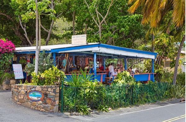 Shipwreck Landing restaurant