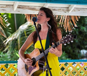 Island Girl Music- Erin Hart @ Cruz Bay Landing
