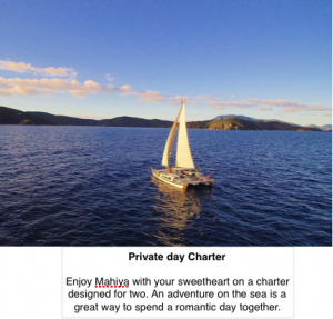 virgin islands day charter