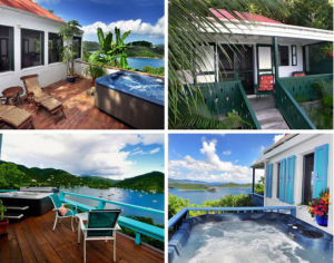 Eco friendly day trip st john virgin islands vacation soup for Calabash cottage