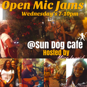 Wednesday Jam Night @ Sun Dog Cafe  | Cruz Bay | St. John | U.S. Virgin Islands