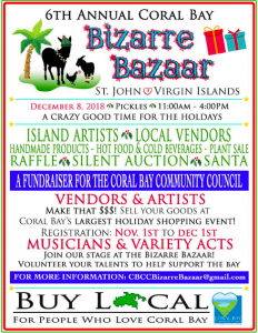 Coral Bay Bizarre Bazaar @ Pickles in Paradise