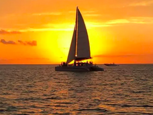 Sunset Sail & Live Music with Erin Heart