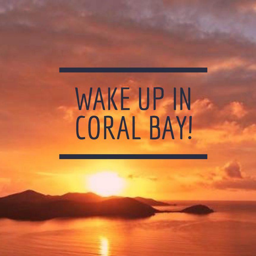 Coral Bay Sunrise Calabash Cottages