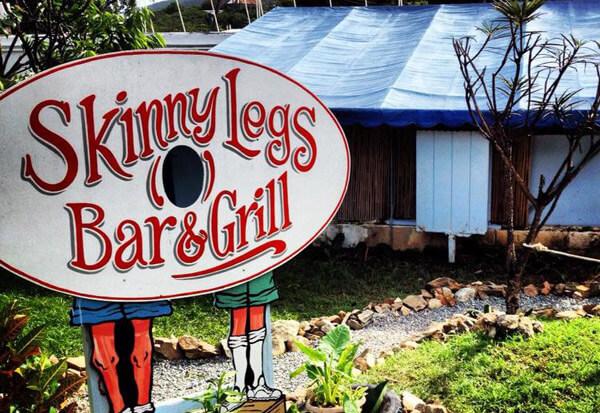 Skinny Legs Coral Bay
