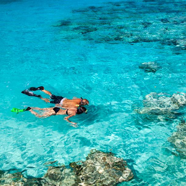 reefs of st. john