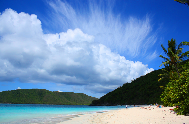 best places: cinnamon bay