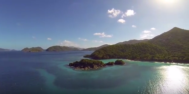 Enjoy: five minute St. John break