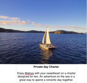 virgin islands day charter