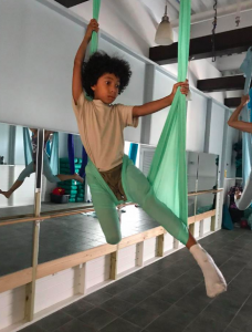 Antigravity Aerial (Intermediate) @ St. John Marketplace (second floor)