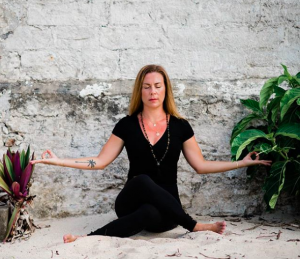 Hatha Yoga @ Gallows Point Resort (on the lower deck)