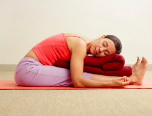 Restorative Yoga @ Coastal Retreat (located on the second floor of the St. John Marketplace)