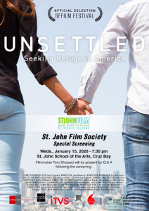 Unsettled (Film Screening) @ St. John School of the Arts